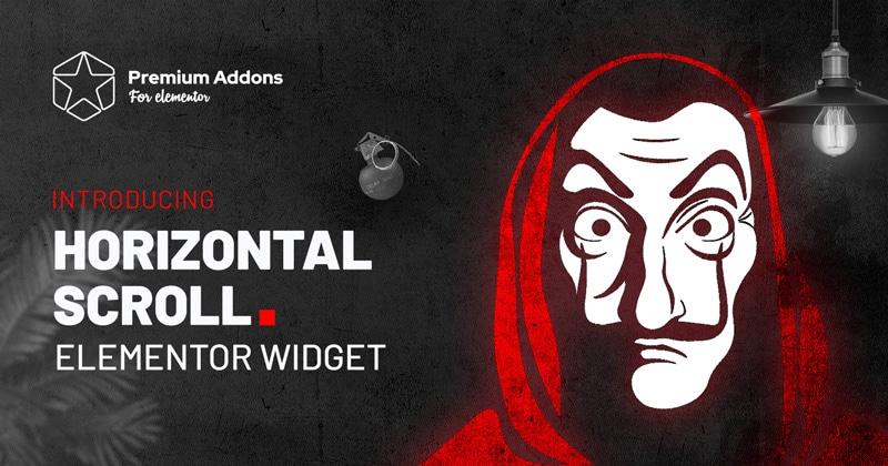Horizontal Scroll Widget for Elementor
