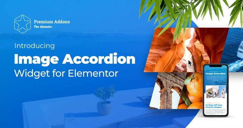 Introducing Image Accordion Widget