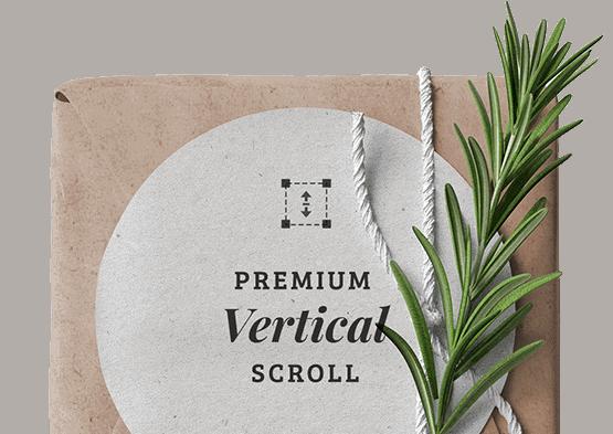 Premium Vertical Scroll Free Widget for Elementor