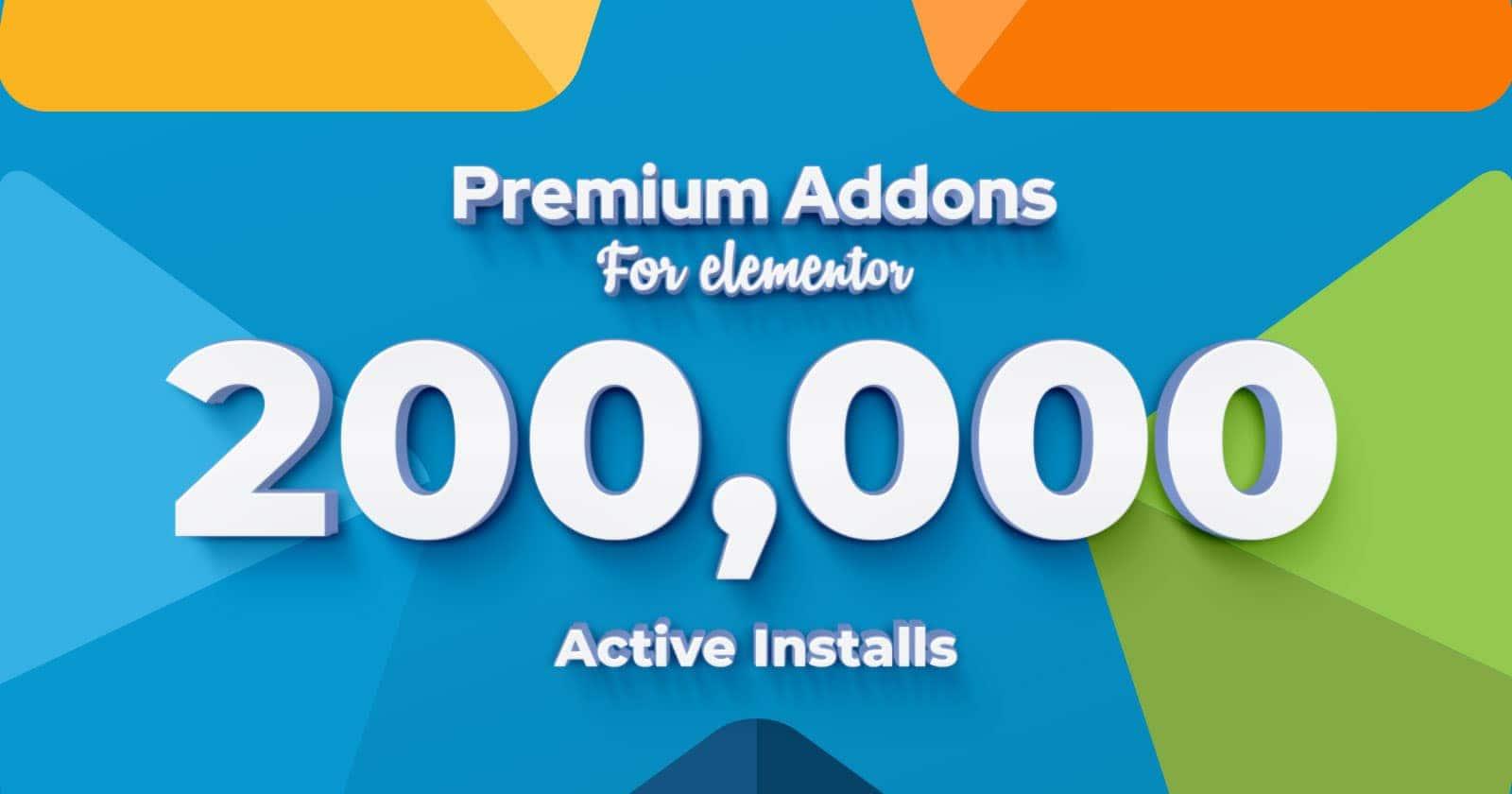 premium addons 200k users
